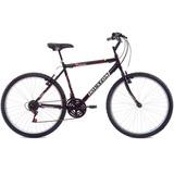 Bicicleta Houston Foxer Hammer Preta Aro 26