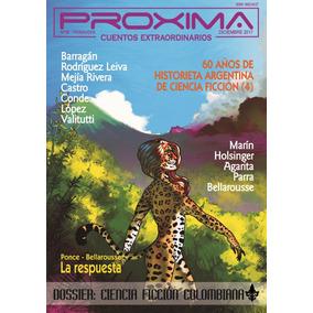 Ciencia Ficción - Revista Proxima #36 - Ed. Ayarmanot