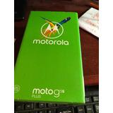 Motorola Moto G5s Plus Xt1802 Zerado Promoção