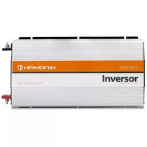 Inversor 2000w Conversor 12v Para 110 127 Veicular Hayonik