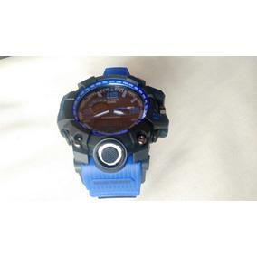 09923ae902e Relogio Roxy Prism Azul Importado - Relógio Casio no Mercado Livre ...