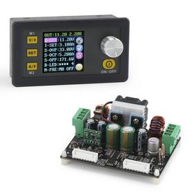 Drok Control Numérico Buck Boost Voltaje Potencia Regulador
