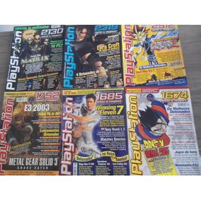 Revista Dicas & Truques Playstation 50 - 56 - Preço Cada