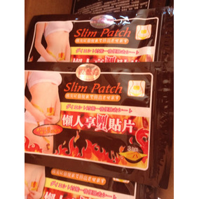 1kit 50un Adesivo Slim Patch Pronta Entrega Original