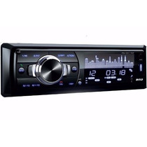 Autoestereo P/ Auto B52 Rm-3017 Usb Mp3 Bluetooth 208w Pc