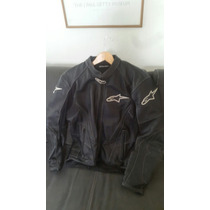Alpinestar Gp Pro Perforated Leather Jacket Black