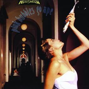 Cd : Helloween - Pink Bubbles Go Ape (cd)