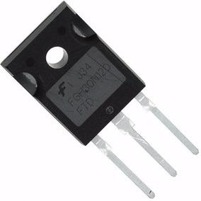 Fgh30n120 Transistor Pronta Entrega Novo 30n120