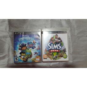 2 Juegos Originales Para Ps3