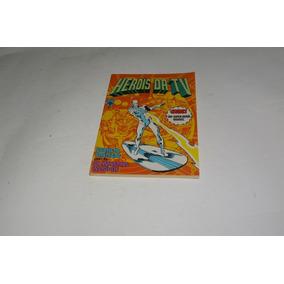 Heróis Da Tv Nº 10 - 04/1980 -editora Abril-original -ótimo