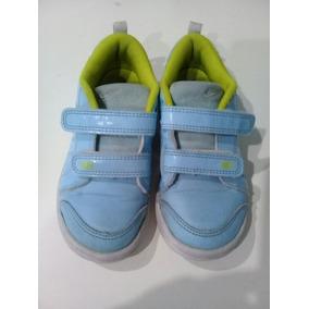 Zapatillas Nike Color Agua para Niños Usado en Mercado Libre Argentina