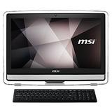 Msi Pro 22et 4bw-024us Computadora Todo En Uno De 21,5 Pulg