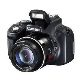 Câmera Dig. Canon Sx50 Hs - Nova De Vitrine - Cartão De 16gb
