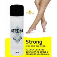 Óleo Massageador P/ Pernas Doutorzinho Original Strong