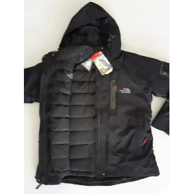 campera the north face triclimate mujer