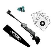 Rifle Fox Rebel Sr1400 Nitro Pistón Potenciado Funda Balnes