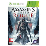 Juego Xbox 360 Ubisoft Assassins Creed Rogue