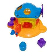 Brinquedo Didático Casinha Encantada - Jp Brink