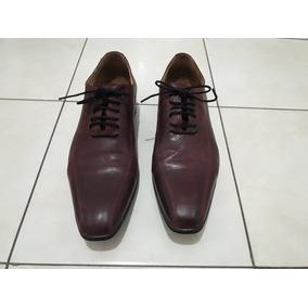 Zapatos De Cuero Para Vestir De Hombre