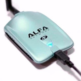 Antena Wifi Alfa Usb 2000mw 2w 2watts Wireless N Antena 5dbi