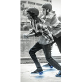 Street Rollers Patines Patines Yvolution Neon Azul