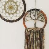 Arbol De La Vida Crochet Mandala