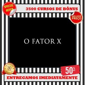 Fator X- Pedro Superti+ 3500 Bônus