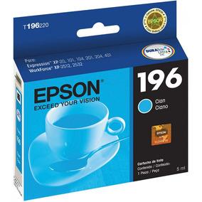 Cartucho De Tinta T196220 Xp204 Xp401 - Epson