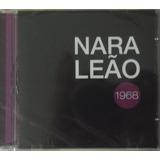 Cd Nara Leão - 1968 - Lacrado, Raro!