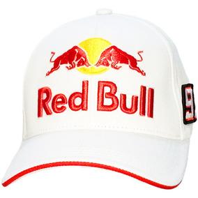 Boné Red Bull Branco Hrc 93 Envio Imediato Frete Grátis Brb2