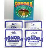 Set De Cuerdas Nylon Sonora Para Bandola Llanera Sbl-1 Nueva