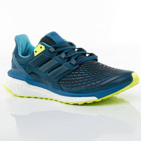Zapatillas Energy Boost M Blue adidas