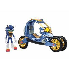 Sonic Vehiculo Blue Force One - Tienda Jesús María