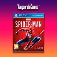 Marvel Spiderman  Ps4 Digital