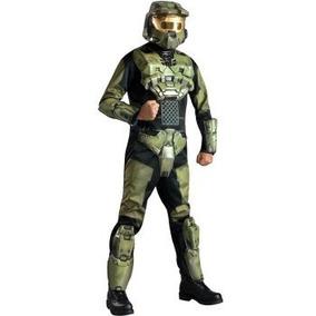 Disfraz De Halo Para Adultos, Envio Gratis