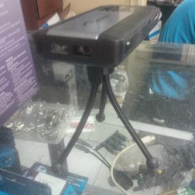 Proyector Video Beam Optoma Pk 120 Portatil Nuevo Tienda
