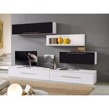 Mueble Lcd-mesa De Tv-modular Led - Rack Moderno- Crotona