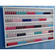 Expositor De Esmaltes -94x60x6 P/ Manicure- Frete Grátis