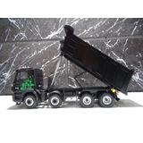 Caminhão Iveco Bi-truck 8x4 Traker 500 Basculante 1:43 Eligo