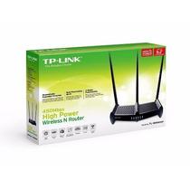 Roteador /extensor / Ponto De Acesso Tp Link 941hp 3 Antenas