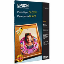 Papel Fotográfico Super A3 194g Glossy S041143 Epson !!!