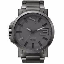 Puma Ultrasize Bold Metal Gray 52mm Diametro Gris Diego Vez