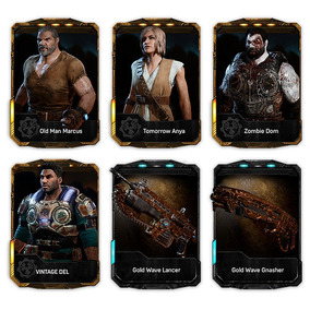Gears Of War 4 Dlc Brother To The End Codigo Xbox One O Pc