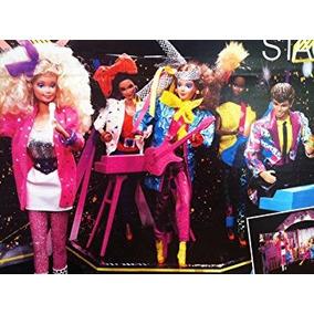 Juguete Barbie De La Vendimia Y La Etapa De La Revista De H
