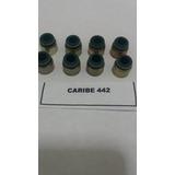 Gomas De Valvulas Caribe 442 8 Unidades