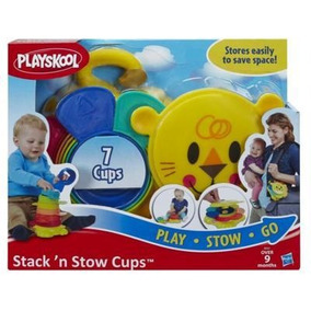 Pla Stack N Stow Cups