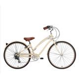 Bicicleta Retrô Nirve - Starliner Vintage Cream
