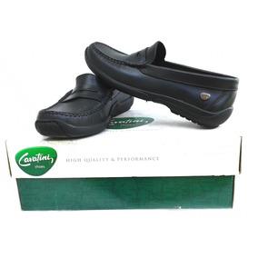 Zapatos Cavatini Negros Mocasines