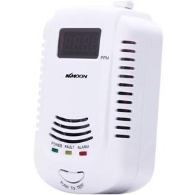 Detector Sensor De Gás Natural E Cozinha Combustível Alarme
