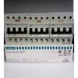 Interr Termica Siemens Tetrapolar 10/16/20/25/32/40/50/63a
